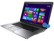 "HP Laptop EliteBook 755 G1 (J8U67UT#ABA) AMD A8-Series A8 Pro-7150B (1.90 GHz) 4 GB Memory 500 GB HDD AMD Radeon R5 Series 15.6"" Touchscreen Windows 8.1 Pro 64-Bit"