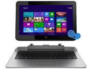 "HP Pro x2 612 G1 (J8V71UT#ABA) Intel Core i3 4012Y (1.50GHz) 4GB Memory 128GB SSD 12.5"" Touchscreen 2-in-1 Ultrabook Windows 8.1 Pro 64-Bit"