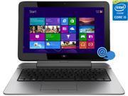 "HP Pro 612 x2 G1 (J8V92UT#ABA) 2-in-1 Ultrabook Intel Core i5 4302Y (1.60 GHz) 256 GB SSD Intel HD Graphics 4200 Shared memory 12.5"" Touchscreen Windows 8.1 Pro 64-Bit"