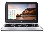 "HP 11 G3 (K4J86UA#ABA) Chromebook Intel Celeron N2840 (2.16GHz) 2GB Memory 16GB SSD 11.6"" Chrome OS"