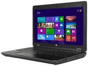 "HP ZBook 15 G2 (F1M38UT#ABA) Mobile Workstation Intel Core i7 4810MQ (2.80GHz) 8GB Memory 256GB SSD NVIDIA Quadro K2100M 15.6"" Windows 7 Professional 64-Bit / Windows 8.1 Pro downgrade"
