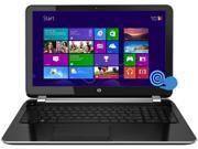 "HP Laptop TouchSmart 15-d053cl Intel Core i3 3120M (2.50 GHz) 6 GB Memory 750 GB HDD Intel HD Graphics 4000 15.6"" Touchscreen Windows 8.1 64-Bit"