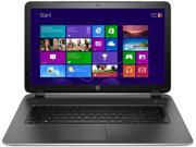 "HP Pavilion 17-F053US Notebook AMD A-Series A8-6410 (2.00GHz) 6GB Memory 1TB HDD AMD Radeon R5 Series 17.3"" Windows 8.1 64-Bit"