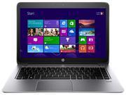 "HP EliteBook Folio 1040 G1 14"" LED Ultrabook - Intel Core i5 i5-4300U 1.90 GHz - Platinum"