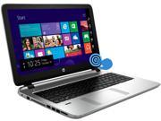 "HP Laptop ENVY 15 15-k163cl Intel Core i7 4710HQ (2.50GHz) 12GB Memory 1TB HDD Intel HD Graphics 4600 15.6"" Touchscreen Windows 8.1 64-Bit"