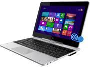 "HP Laptop EliteBook Revolve 810 G3 (L8D30UT#ABA) Intel Core i5 5200U (2.20GHz) 8GB Memory 128GB SSD Intel HD Graphics 5500 11.6"" Touchscreen Windows 8.1 Pro 64-Bit"