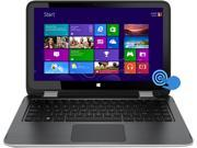 "HP Laptop Pavilion 13-a010nr x360 AMD A-Series A8-6410 (2.00GHz) 4GB Memory 500GB HDD AMD Radeon R5 Series 13.3"" Touchscreen Windows 8.1 64-Bit"