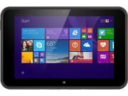 "HP Pro Tablet 10 EE G1 L2J88AA#ABU Intel Atom Z3735F 2 GB Memory 32 GB 10.1"" Touchscreen Tablet Windows 8.1 Pro 32-Bit"