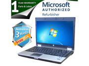 "HP Laptop EliteBook 8440P Intel Core i5 2.40 GHz 4 GB Memory 500 GB HDD Intel HD Graphics 14.0"" Windows 7 Professional 64-Bit"
