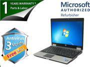 "HP Laptop EliteBook 2540p Intel Core i5 2.40 GHz 4 GB Memory 160 GB HDD Intel HD Graphics 12.0"" Windows 7 Professional 64-Bit"