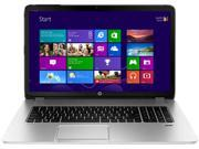 "HP Laptop ENVY 17 17T-J100 Intel Core i7 4700MQ (2.40GHz) 16GB Memory 1TB HDD Intel HD Graphics 4600 17.3"" Windows 8.1 Pro 64-Bit"