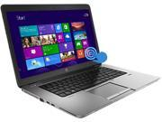 "HP Laptop EliteBook 755 G2 (J5N87UTR#ABA) AMD A-Series A10 Pro-7350B (2.10GHz) 4GB Memory 180GB SSD AMD Radeon R6 Series 15.6"" Touchscreen Windows 8.1 Pro 64-Bit"