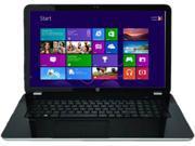 """HP Laptop Pavilion 17T-F000 Intel Core i5 4210U (1.70GHz) 8GB Memory 1TB HDD Intel HD Graphics 4400 17.3"""" Windows 8.1 Pro 64-Bit"""