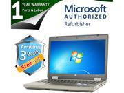 "HP Laptop ProBook 6460B Intel Core i7 2620M (2.70GHz) 4GB Memory 250GB HDD Intel HD Graphics 3000 14.0"" Windows 7 Professional 64-Bit"