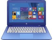 "HP Laptop Intel Celeron N2840 (2.16 GHz) 2 GB Memory 32 GB SSD 13.3"" Windows 8.1"