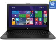 "HP Laptop 250 G4 (N2S69UT#ABA) Intel Core i3 4005U (1.7 GHz) 4 GB Memory 500 GB HDD Intel HD Graphics 4400 15.6"" Windows 7 Professional 64-Bit Preinstalled"