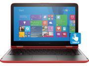 "HP Spectre x360 13-S021CA 2-in-1 Canada Bilingual Laptop Intel Core i3 5010U (2.10GHz) 4GB Memory 500GB HDD Intel HD Graphics 5500 Shared memory 13.3"" Touchscreen Windows 8.1"