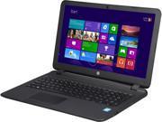 """HP Laptop 15-F033WM Intel Celeron N2830 (2.16GHz) 4GB Memory 500GB HDD 15.6"""" Windows 8.1 64-bit 1 Year warranty"""