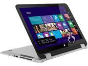 "HP Laptop ENVY M6-W010DX Intel Core i5 5200U (2.20 GHz) 8 GB Memory 1 TB HDD Intel HD Graphics 5500 15.6"" Touchscreen Windows 8.1 64-Bit"