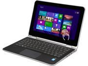 "HP Pavilion 11-k013cl x360 Convertible PC Intel Core M 5Y10c (0.80 GHz) 1 TB HDD Intel HD Graphics 5300 Shared memory 11.6"" Touchscreen Windows 8.1 Pro 64-Bit"