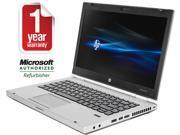 "HP Laptop EliteBook 8470P Intel Core i5 2.50 GHz 4 GB Memory 320 GB HDD 14.0"" Windows 7 Professional"