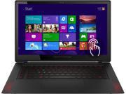 """HP Refurbished Omen 15-5213DX Intel Core i7-4720HQ X4 2.5GHz 8GB 256GB SSD 15.6"""" Win8.1 (Black)"""