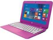 "HP Laptop Streambook 11-d011wm Intel Celeron N2840 (2.16 GHz) 2 GB Memory 32 GB SSD 11.6"" Windows 8.1"