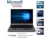 Refurbished HP EliteBook 8470P 14.0