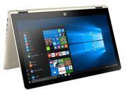 HP Pavilion x360 15-b80wm 2-in-1 Laptop Intel Core i5-7200U 2.50 GHz 15.6