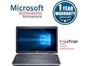 "DELL Laptop Latitude E6430S Intel Core i5 3320M (2.60 GHz) 8 GB Memory 1 TB HDD Intel HD Graphics 4000 14.0"" Windows 10 Pro 64-Bit"