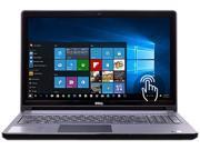 "Dell Refurbished Inspiron 15 Intel Core i3-4030U X2 1.9GHz 6GB 500GB DVD+/-RW 15.6"" Win10 (Black)"