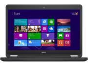 "DELL Laptop Latitude E5450 Intel Core i5 5300U (2.30 GHz) 8 GB Memory 256 GB SSD Intel HD Graphics 5500 14.0"" Windows 8.1 Pro 64-Bit"
