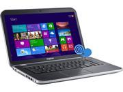 "DELL Laptop Inspiron 15R-5537 Intel Core i7 4500U (1.80 GHz) 8 GB Memory 1 TB HDD 15.6"" Touchscreen Windows 8"