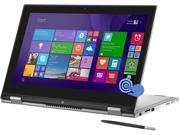 "DELL Inspiron 13 7000 i7347-50sLV 2-in-1 Intel Core i3 4010U (1.7GHz) 4GB Memory 500GB HDD Intel HD Graphics 4400 Shared memory 13.3"" Touchscreen Windows 8.1 64-Bit"