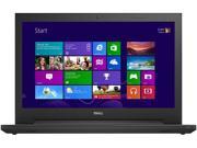 "DELL Laptop Inspiron 15 3000 i3542-3267BK Intel Core i3 4005U (1.7GHz) 4GB Memory 1TB HDD Intel HD Graphics 4400 15.6"" Windows 8.1 64-Bit"