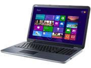 """DELL Inspiron 17R-5735 (17R-5735-235-5) Notebook AMD A-Series A10-5745M (2.10GHz) 8GB Memory 1TB HDD AMD Radeon HD 8610G 17.3"""" Windows 8.1 64-Bit"""