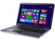 """DELL Inspiron 17R-5735 (17R-5735-235-4) Notebook AMD A-Series A10-5745M (2.10GHz) 8GB Memory 1TB HDD AMD Radeon HD 8610G 17.3"""" Windows 8.1 64-Bit"""