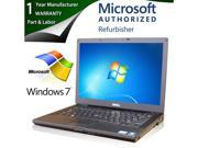 "DELL Laptop E6420 Intel Core i5 2520M (2.50GHz) 4GB Memory 250GB HDD Intel HD Graphics 3000 14.1"" Windows 7 Professional 64-Bit"