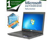 """DELL Laptop E4310 Intel Core i5 520M (2.40GHz) 4GB Memory 128GB SSD Intel HD Graphics 13.3"""" Windows 7 Home Premium 64-Bit"""