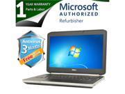 """DELL Laptop E5420 Intel Core i3 2330M (2.20GHz) 4GB Memory 250GB HDD Intel HD Graphics 3000 14.0"""" Windows 7 Home Premium 64-Bit"""