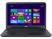 "DELL Laptop Inspiron i15RV-8574BLK Intel Core i5 4200U (1.60 GHz) 6 GB Memory 750 GB HDD Intel HD Graphics 4400 15.6"" Windows 8.1"