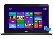 "DELL XPS XPS15-8949sLV Intel Core i7 4712HQ(2.30GHz) 16GB Memory 512GB SSD 15.6"" Touchscreen Ultrabook Windows 8.1 64-bit"