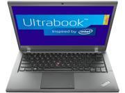 """ThinkPad T Series T440s (20AQ005QUS) Intel Core i5 4300U (1.90GHz) 4GB Memory 500GB HDD 14"""" Ultrabook Windows 7 Professional 64bit"""