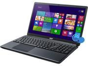 "Acer Laptop TravelMate TMP255-MP-6686 Intel Core i3 4010U (1.7GHz) 4GB Memory 500GB HDD Intel HD Graphics 4400 15.6"" Touchscreen Windows 8.1 64-bit"