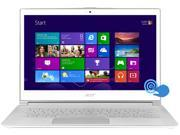 "Acer Aspire S7-392-5401 Ultrabook Intel Core i5 4200U (1.60GHz) 8GB Memory 256GB SSD Intel HD Graphics 4400 Shared memory 13.3"" Touchscreen Windows 8.1 64-Bit"