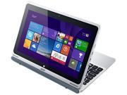 "Acer Aspire Switch 10 SW5-012-14HK 2-in-1 Laptop Intel Atom Z3735F (1.33GHz) 2GB Memory 64GB SSD Intel HD Graphics Shared memory 10.1"" Touchscreen Windows 8.1 Pro 32-Bit"