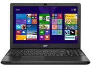 "Acer TravelMate P256-M TMP256-M-36DP 15.6"" LED (ComfyView) Notebook - Intel Core i3 i3-4030U 1.80 GHz - Black"