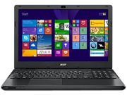 "Acer TravelMate P256-M TMP256-M-P8YQ 15.6"" LED (ComfyView) Notebook - Intel Pentium 3556U 1.70 GHz - Black"