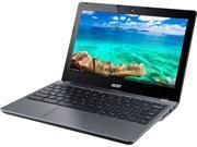 Acer C740-C3P1-US Chromebook Intel Celeron 3205U (1.50 GHz) 2 GB DDR3L Memory 16 GB eMMC Intel HD Graphics 11.6