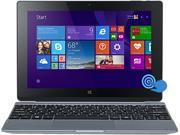 """Acer One 10 S1002-17FR Ultrabook Intel Atom Z3735F (1.33 GHz) 32 GB SSD Intel HD Graphics Shared memory 10.1"""" Touchscreen Windows 8.1"""